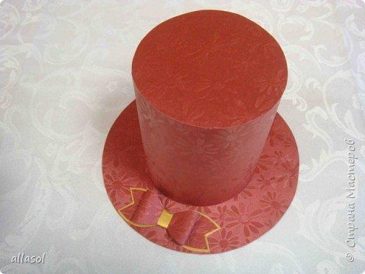 Шляпы- шкатулки фото 5