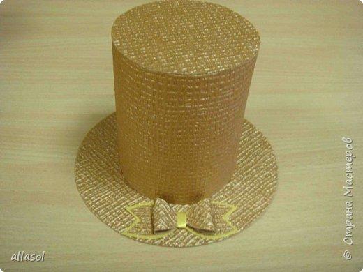 Шляпы- шкатулки фото 10