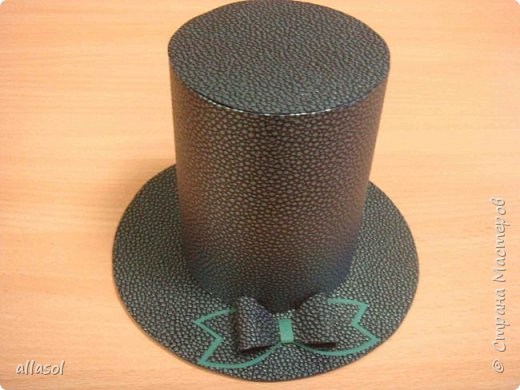 Шляпы- шкатулки фото 11