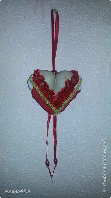 Увидела такую валентинку и загорелась. Очень захотелось порадовать и удивить любимого. )))) Спасибо ustinii за понятный МК: http://stranamasterov.ru/node/875532?c=favorite фото 1