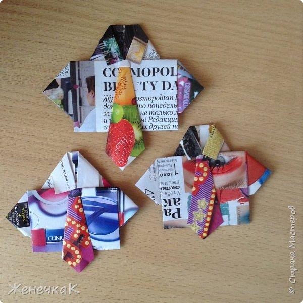 Вот такие оригинальнве открытки ко Дню Защитников Отечества сделала моя дочь! фото 5