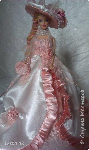 вот такая принцесса Розочка у меня получилась. фото 1