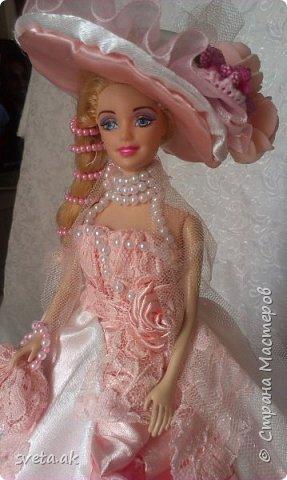 вот такая принцесса Розочка у меня получилась. фото 2