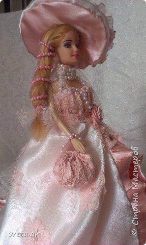 вот такая принцесса Розочка у меня получилась. фото 6