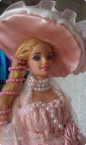 вот такая принцесса Розочка у меня получилась. фото 5