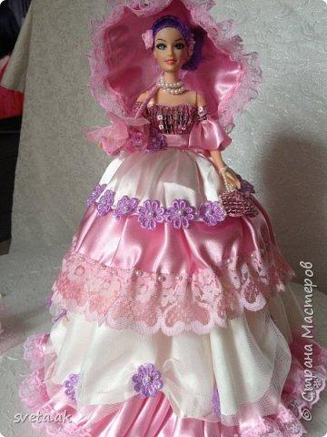 вот такая принцесса Розочка у меня получилась. фото 9
