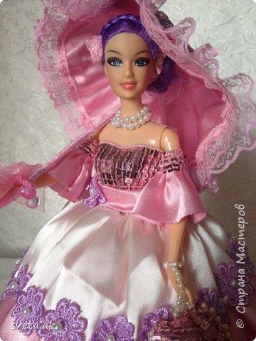 вот такая принцесса Розочка у меня получилась. фото 10