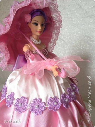 вот такая принцесса Розочка у меня получилась. фото 12