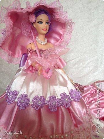 вот такая принцесса Розочка у меня получилась. фото 16