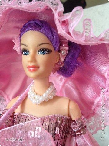 вот такая принцесса Розочка у меня получилась. фото 17