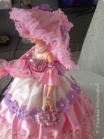 вот такая принцесса Розочка у меня получилась. фото 18