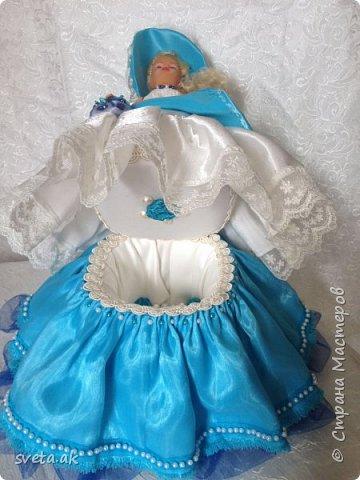 вот такая принцесса Розочка у меня получилась. фото 24