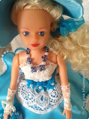 вот такая принцесса Розочка у меня получилась. фото 27
