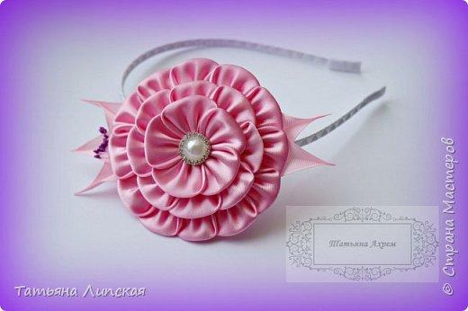 Всем привет!  У меня новый мастер-класс - Цветок из круглых веерообразных лепестков.  Друзья, буду рада видеть Вас на своем канале на Youtube: https://www.youtube.com/channel/UCIedyb0P1_g831_GlrXeW7g фото 1