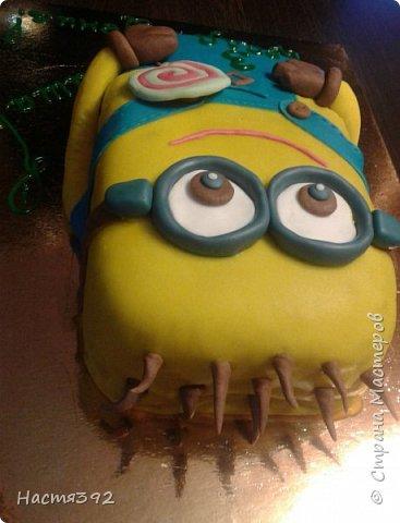 Торт Миньон фото 2