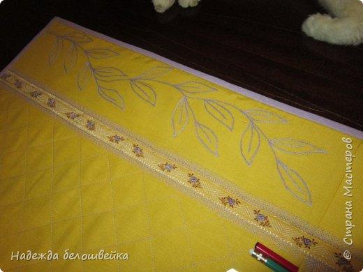Этот коврик я сшила для сестрёнки. фото 10