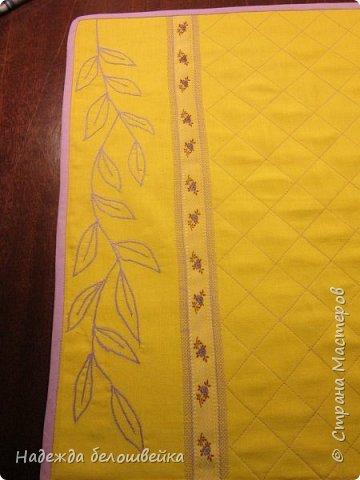 Этот коврик я сшила для сестрёнки. фото 9