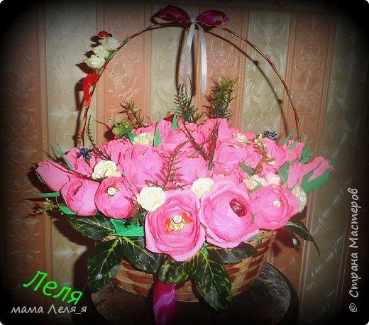 первый букет..31 роза... фото 3