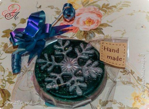 Мое новогодние мылко часть 1 фото 5