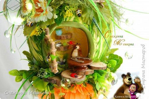 """"""" Маша и Медведь """"-любимые герои мульфильма для ваших любимок от меня...))) фото 2"""