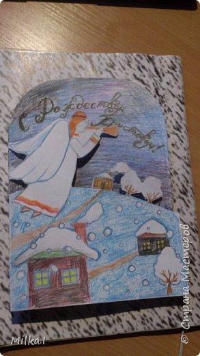 Новогодние открытки фото 2