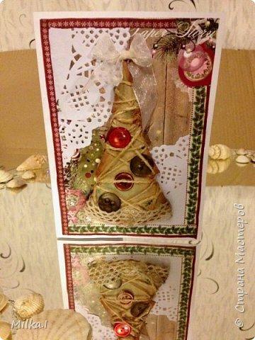 Новогодние открытки фото 9