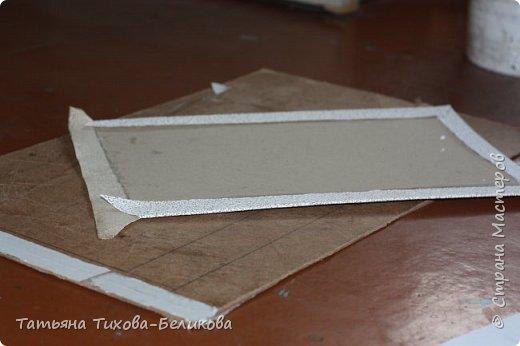 Фотоотчет о создании этой плетенки с картонным дном и не только этой) Надеюсь буду Вам полезной) фото 7