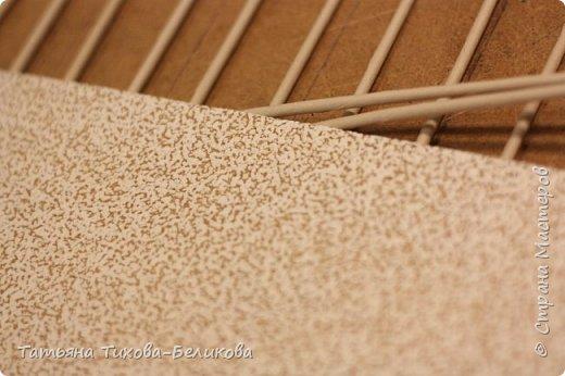 Фотоотчет о создании этой плетенки с картонным дном и не только этой) Надеюсь буду Вам полезной) фото 11