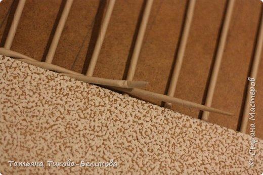 Фотоотчет о создании этой плетенки с картонным дном и не только этой) Надеюсь буду Вам полезной) фото 13
