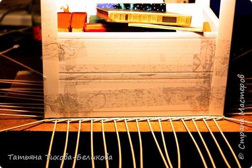 Фотоотчет о создании этой плетенки с картонным дном и не только этой) Надеюсь буду Вам полезной) фото 16