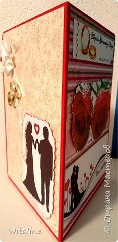 Начальная страничка, первая открытка для свадьбы! фото 4