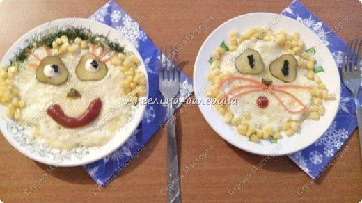 Здравствуйте! Вот такая вкуснятина) Картофельное пюре с сырной корочкой. Украшаем по вкусовым предпочтениям.  фото 1