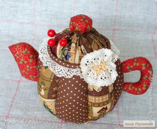 1. Чайник «Веселые кексики»  фото 10