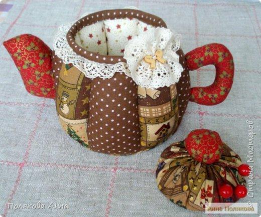 1. Чайник «Веселые кексики»  фото 11