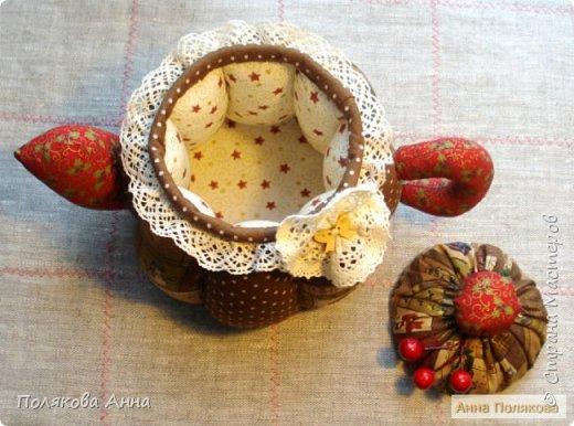 1. Чайник «Веселые кексики»  фото 12