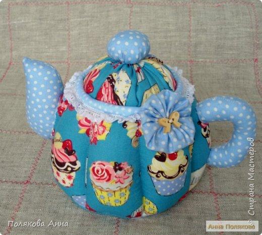 1. Чайник «Веселые кексики»  фото 1