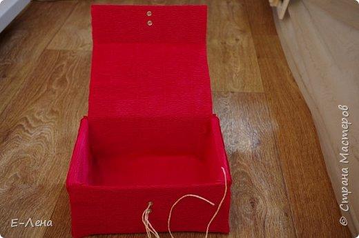 Коробочку сделала для участия старшенького сыночка в школьном конкурсе. фото 2