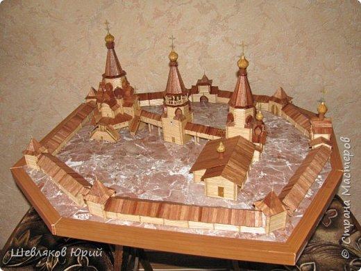 Александро-Ошевенский монастырь. XVII в. фото 1