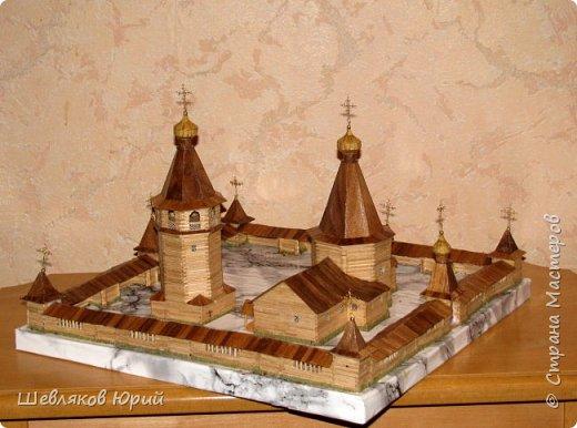 Александро-Ошевенский монастырь. XVII в. фото 13