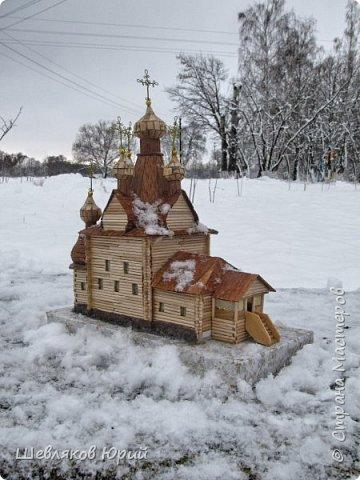 Александро-Ошевенский монастырь. XVII в. фото 16