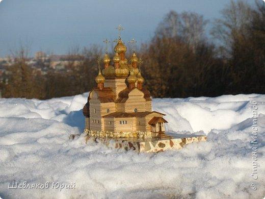 Александро-Ошевенский монастырь. XVII в. фото 10