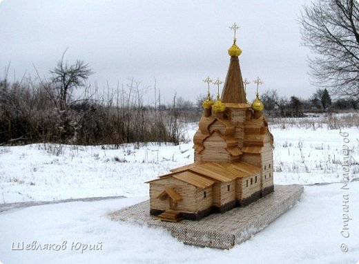 Александро-Ошевенский монастырь. XVII в. фото 9