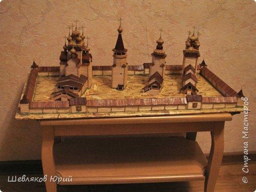 Александро-Ошевенский монастырь. XVII в. фото 11