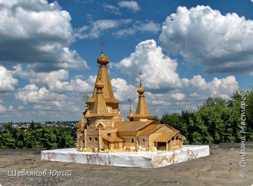 Александро-Ошевенский монастырь. XVII в. фото 7