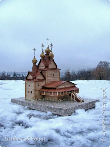Александро-Ошевенский монастырь. XVII в. фото 3