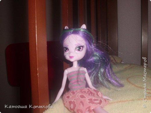 В летнем платье Ария ходила по разным местам. фото 1