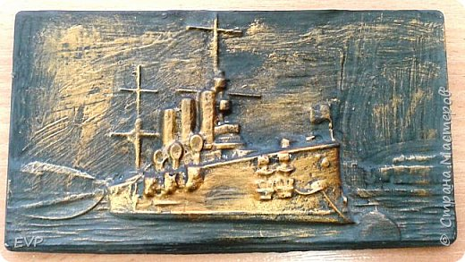Подарки папам - гипсовый магнит с видами Санкт-Петербурга. фото 9