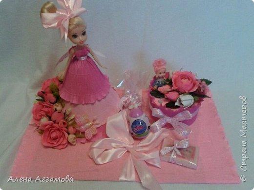 Две корзинки и куклы фото 3