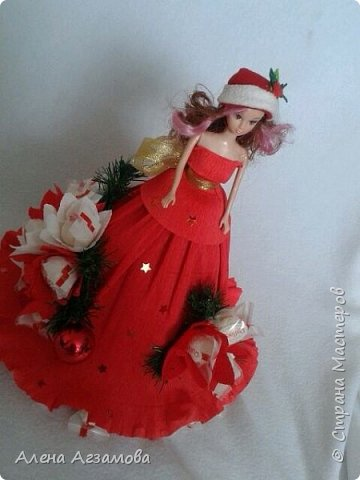 Две корзинки и куклы фото 5