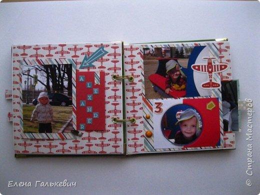 Мини-альбом про внуков!Остатки сладки! фото 6